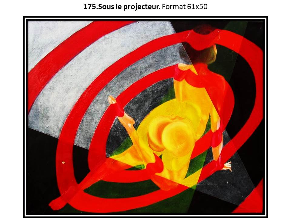 175 sous le projecteur 1