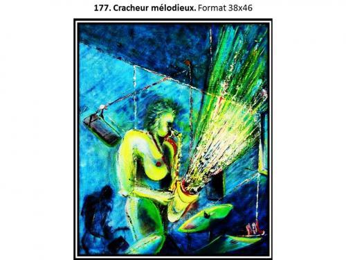 177 le cracheur melodieux 2