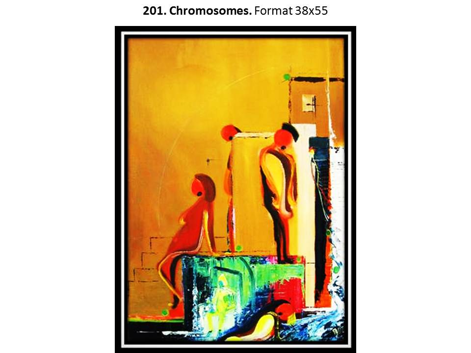 201 chromosomes 1