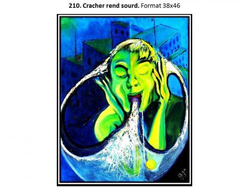 210cracher rend sourd 1
