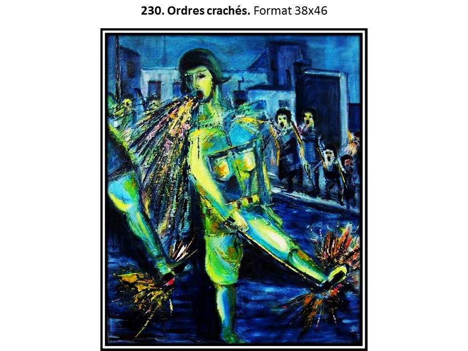 230 ordres craches 2
