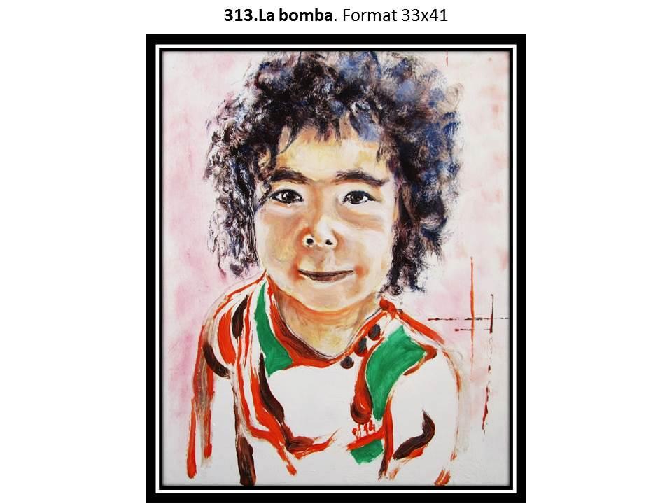 313 la bomba