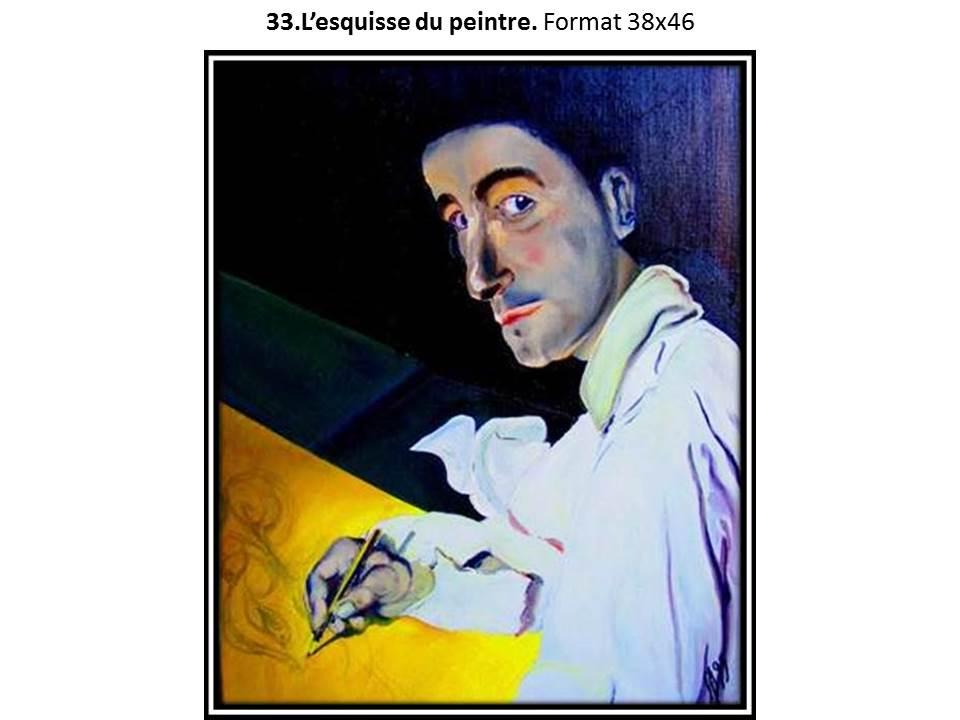 33 l esquisse du peintre 1