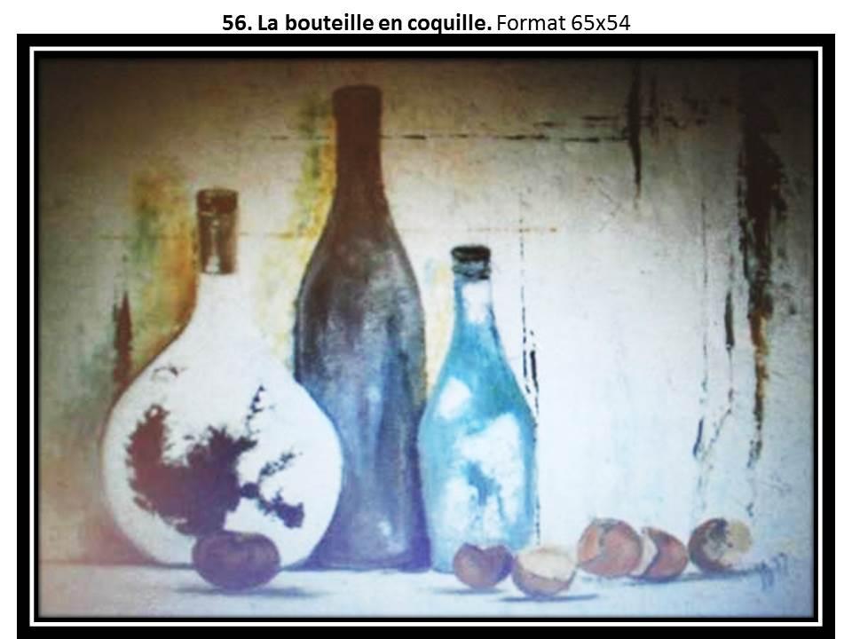 56 la bouteille en coquille
