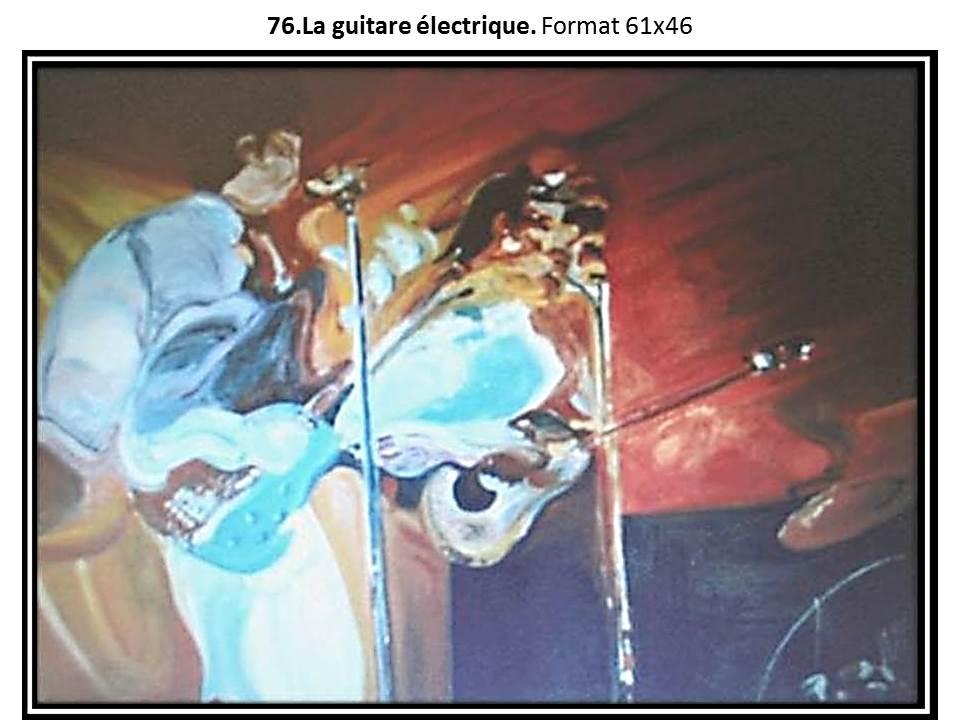 76 la guitare electrique 1
