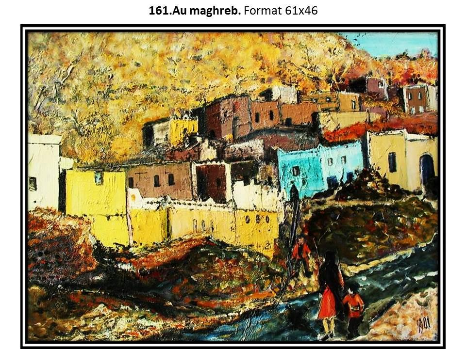 161 au maghreb 1