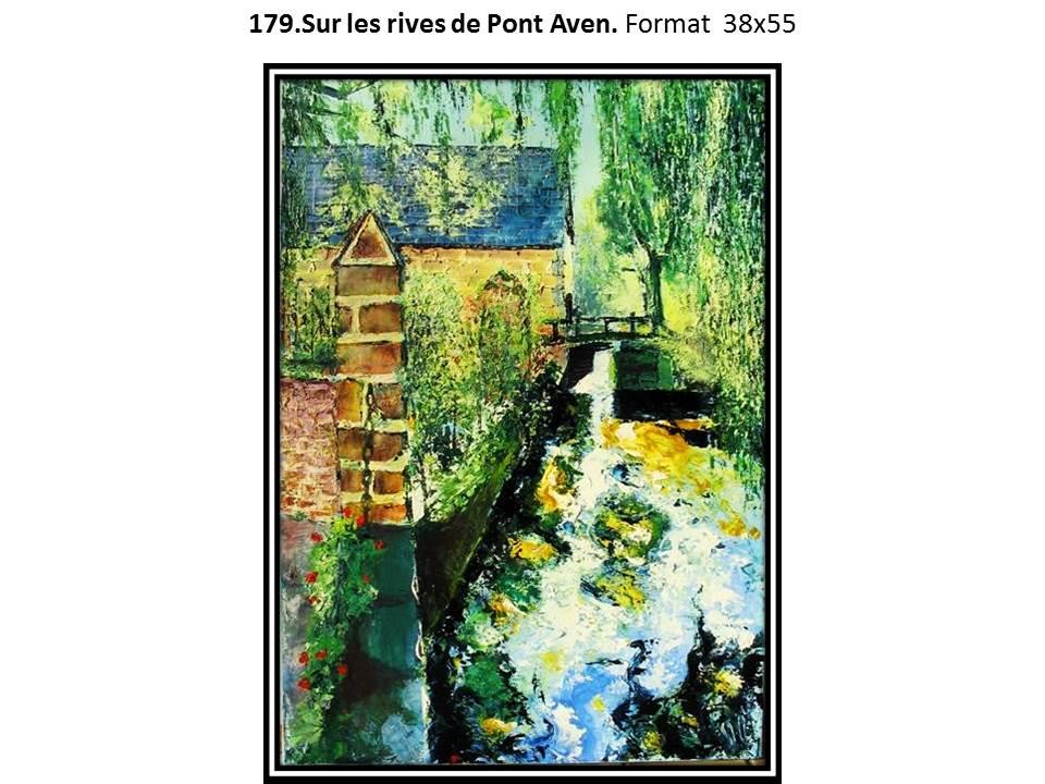 179 sur les rives de pont aven 1