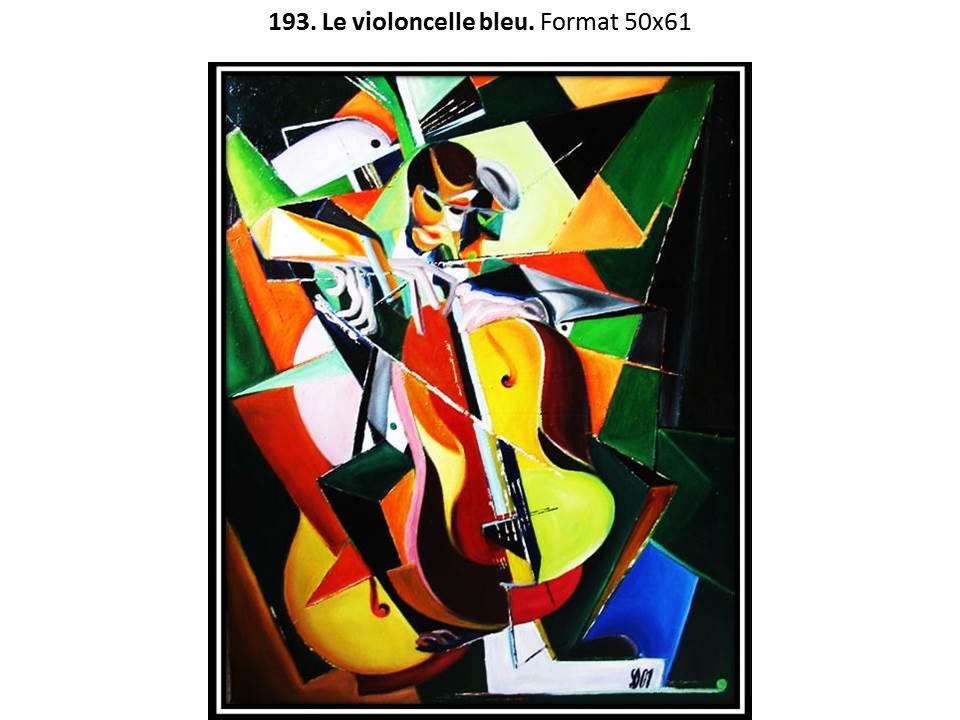 193 le violoncelle bleu 1