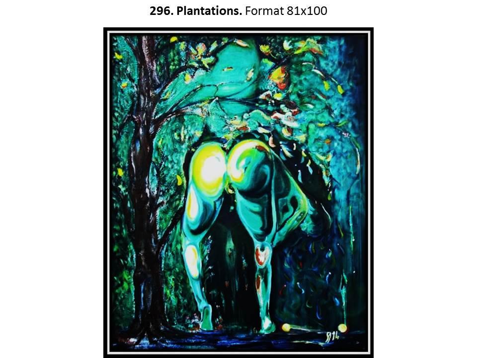 296 plantations
