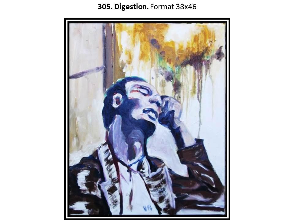 305 digestion