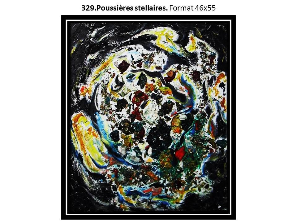 329 poussieres stellaires
