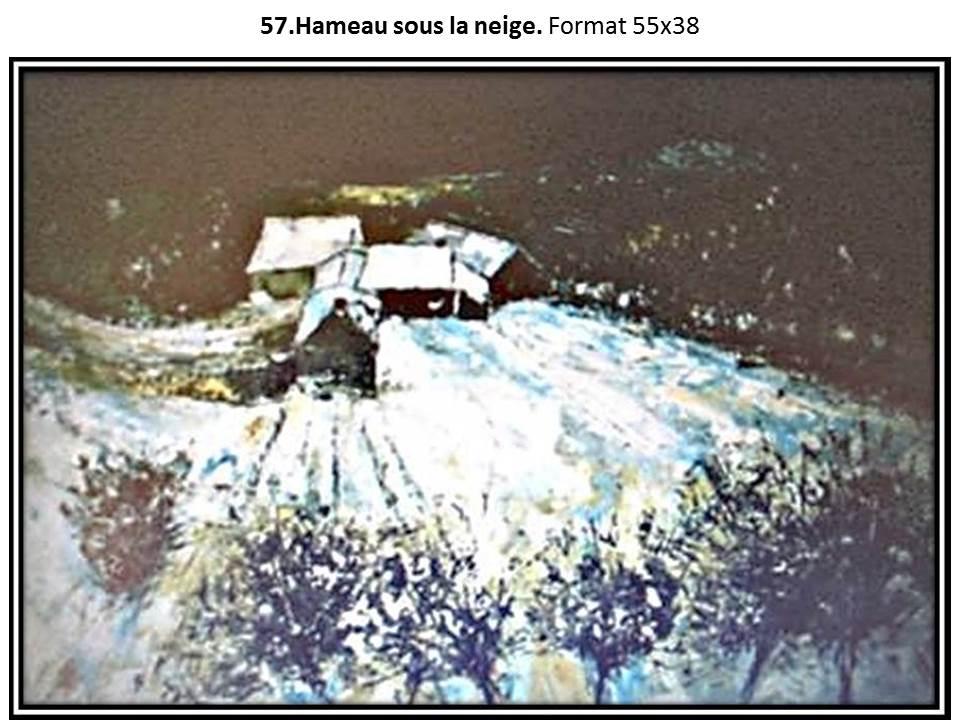 57 hameau sous la neige 1