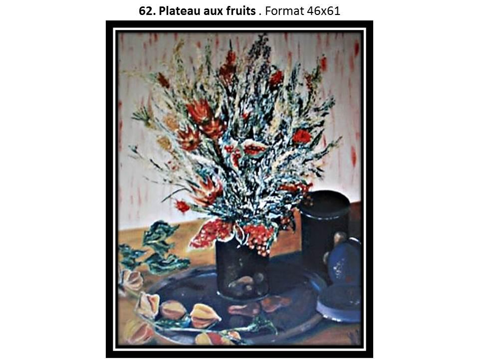 62 plateau aux fruits